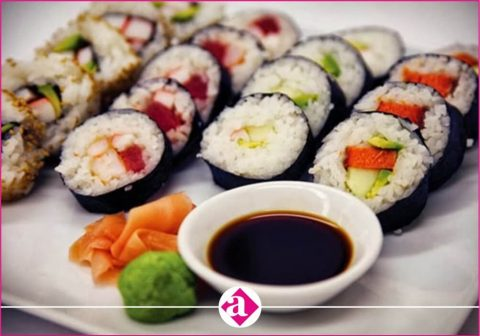 Make sushi at home – How to make sushi at home